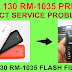 Nokia 130 RM-1035 Contact Service Fix File Without Password