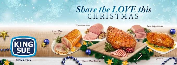 Christmas, Traditions and King Sue Hams