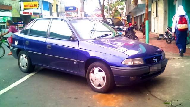 Opel Optima F (Astra F)