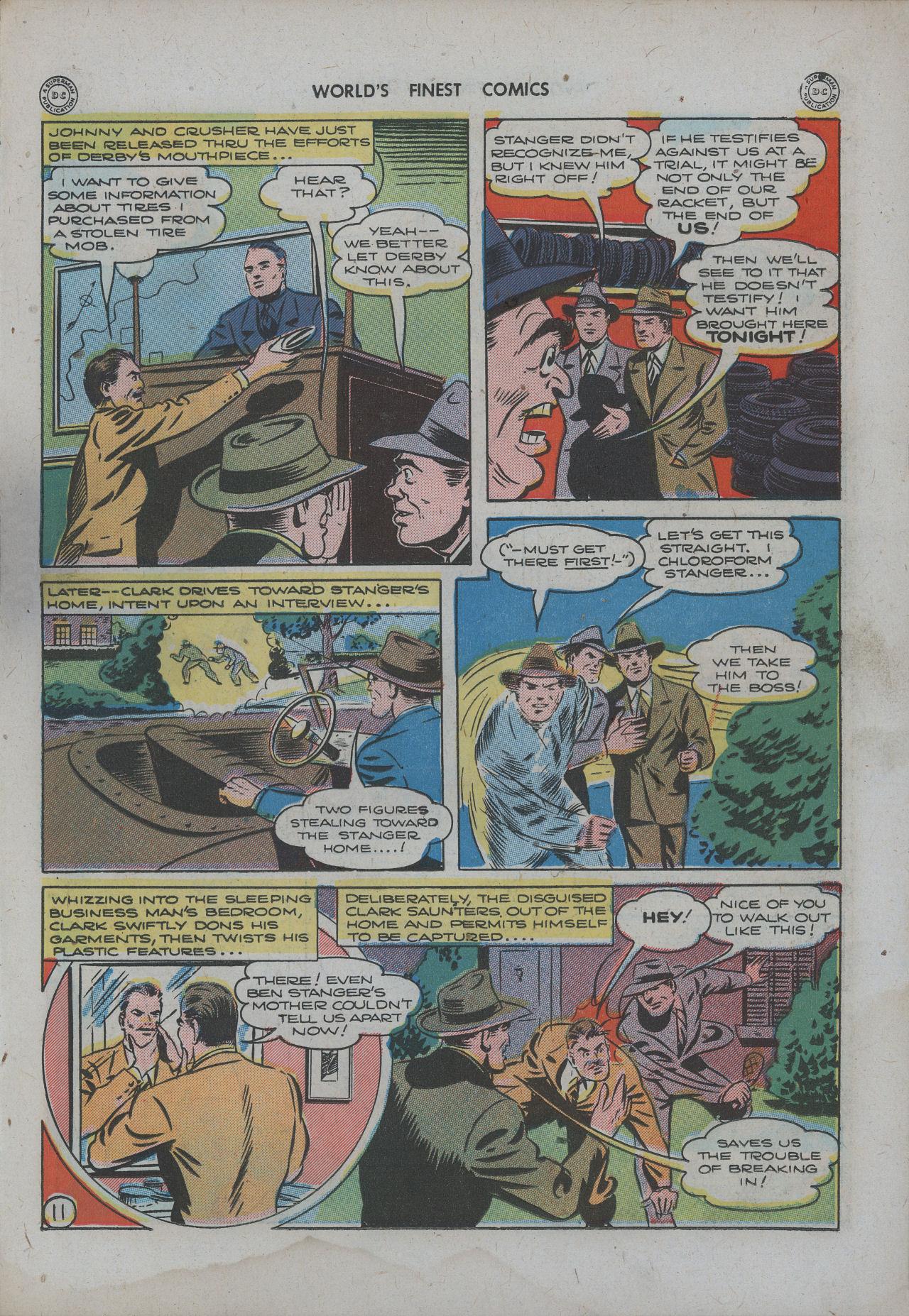 Read online World's Finest Comics comic -  Issue #15 - 14