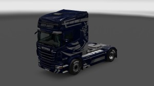Griffin Logistics Skin for Scania RJL