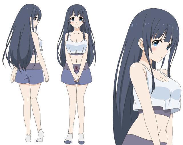 Zdjęcie Shizuno Saotome z anime Anitore! EX