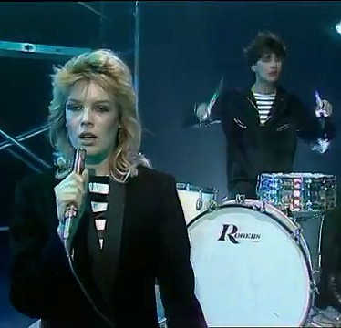 Kim Wilde Kids in America video screenshot