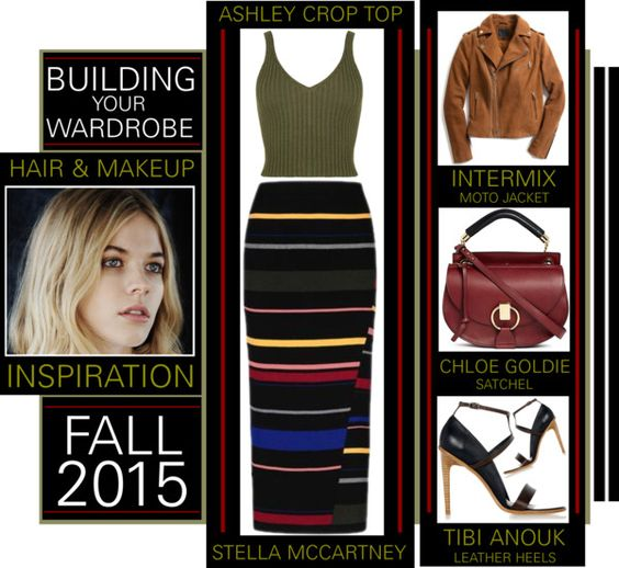 Building Your Wardrobe Fall 2015 - An Autumnal Mix www.toyastales.blogspot.com #ToyasTales