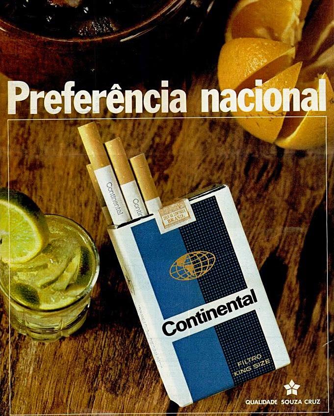1973. propaganda anos 70; história decada de 70; reclame anos 70; propaganda cigarros anos 70. Brazil in the 70s. Oswaldo Hernandez;