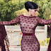 Slay mamma pantha! Pearl Thusi in this dress is everything!
