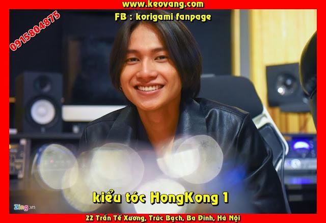 Kiểu tóc Nam Chính Hong Kong 1 : vẻ đẹp bất tử của mái tóc chẻ ngôi giữa