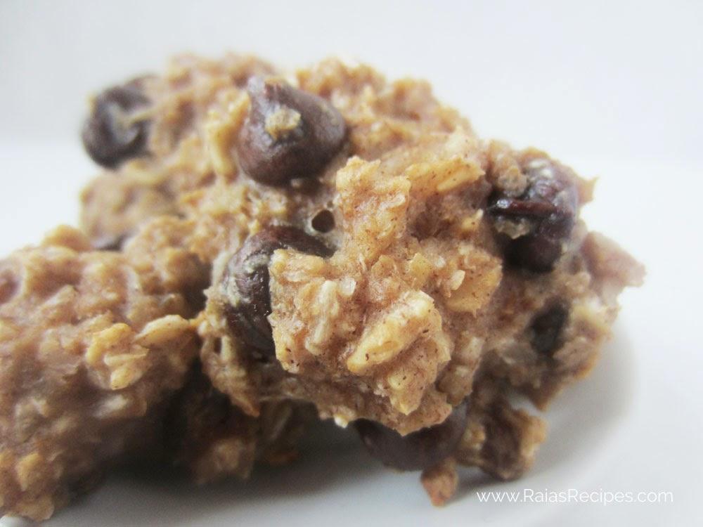 Soaked Granola Cookies | www.raiasrecipes.com