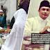 '18.1.18 Continuity of 12 years. Syukur pada Allah' - Datuk Adi Putra kembali bersatu dengan Aida Yusof