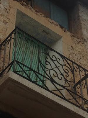 balcones, Beceite, Beseit 14