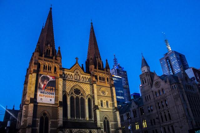 Melbourne City (CBD), Victoria, Australia 墨尔本市区 澳洲澳大利亞 維多利亞州