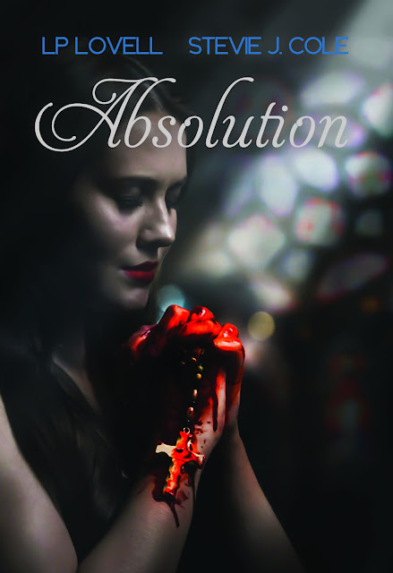 ~*★Cover Reveal★*~ Absolution by LP Lovell & Stevie J. Cole