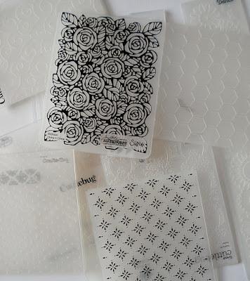foldery do embossingu , jak używać folderów do embossingu
