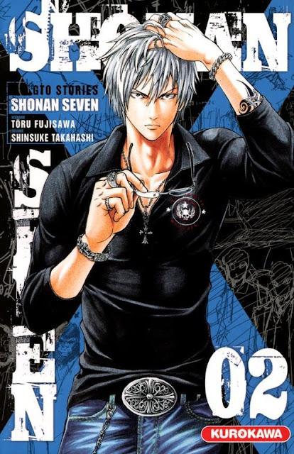 Shonan Seven tome 2 Kurokawa