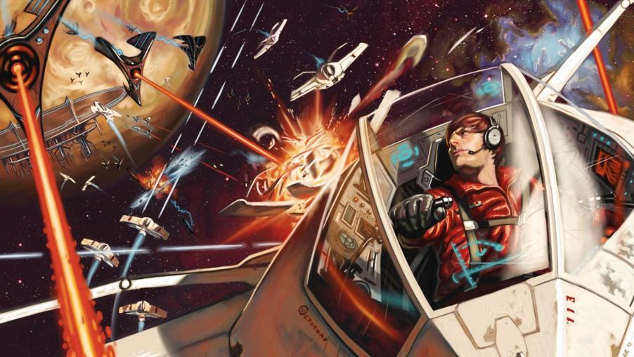 batalha espacial