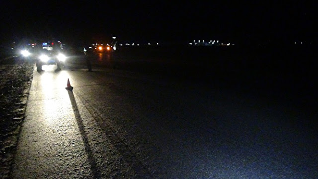 На трассе Уфа-Янаул ночью сбили человека