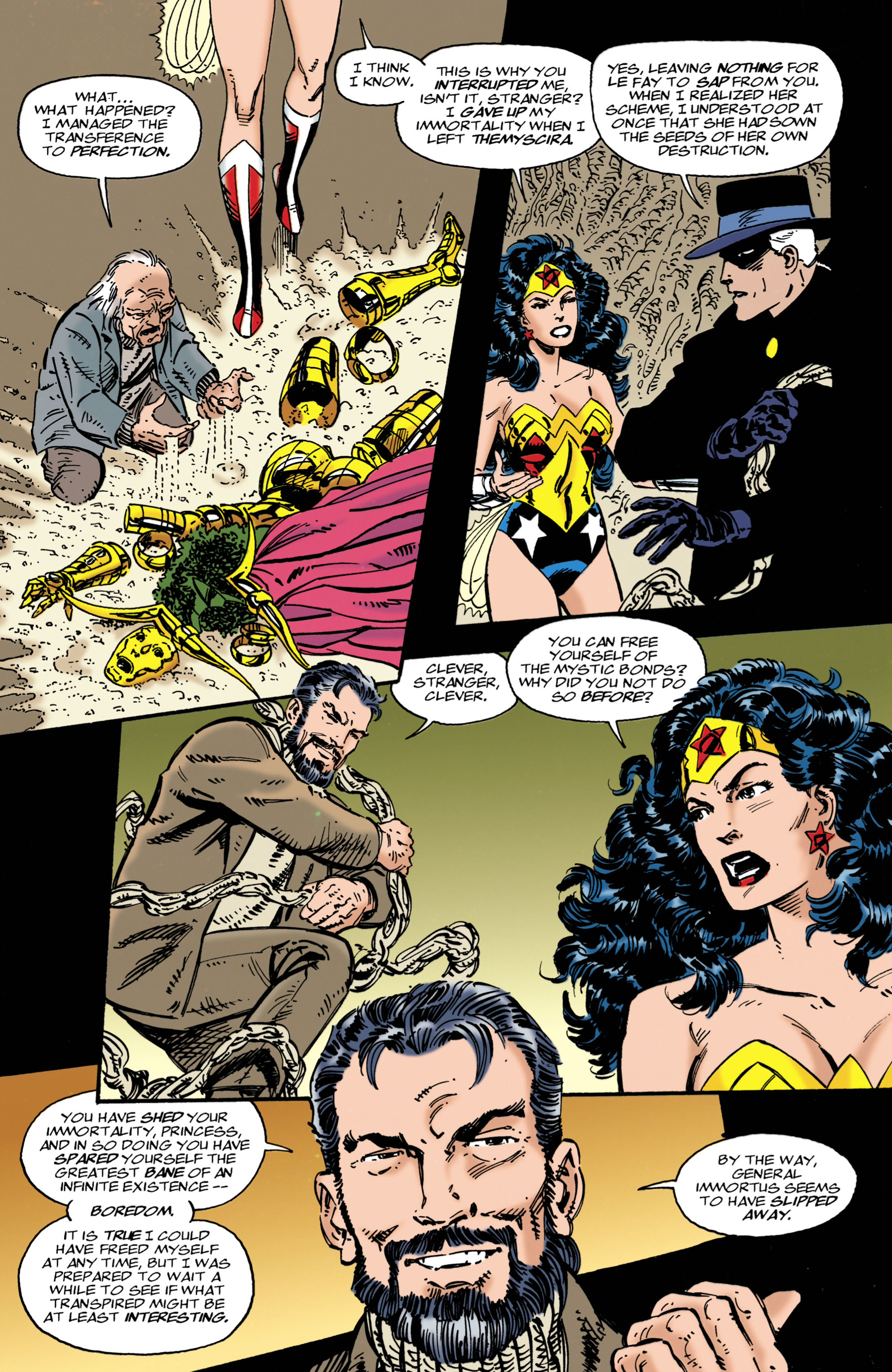 Read online Wonder Woman (1987) comic -  Issue #108 - 21