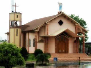 Igreja São Gabriel, a Igreja das Pedras, Símbolo de Ametista do Sul