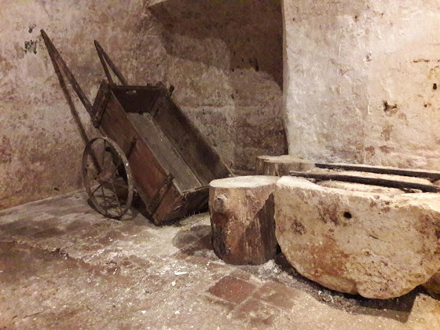 Frantoio ipogeo a Castellaneta provincia di Taranto