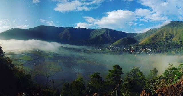 Wisata Sumatera Utara Gunung Pusuk Buhit