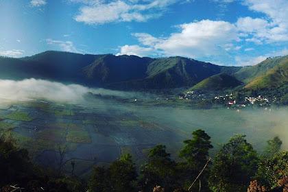 Wisata Alam Sumatera Utara Pendakian Gunung Pusuk Buhit, Pulau Samosir