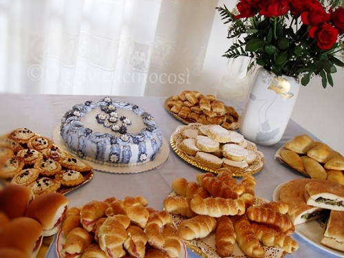 Oggi vi cucino così!: Buffet per festa di compleanno