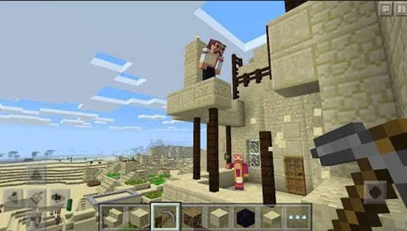 Download Minecraft PE Mod Apk Unlock All