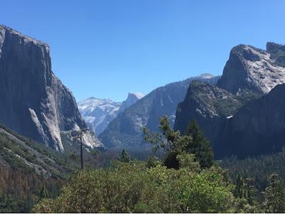 Roadtrip USA - on the road again - Yosemite