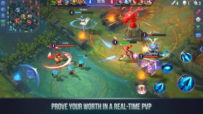 Dungeon Hunter Champions: Epic Online Action RPG MOD APK