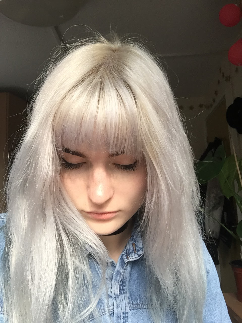 Schwarzkopf steel silver review