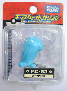 Wobbuffet  figure Tomy Monster Collection MC series