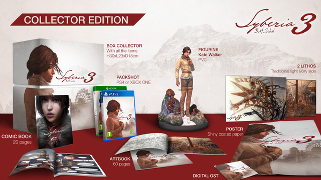 Free Download Syberia 3: Digital Deluxe Edition v3.0 PC Game