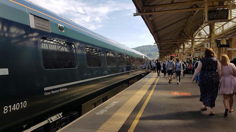 巴斯火車站 Bath Station