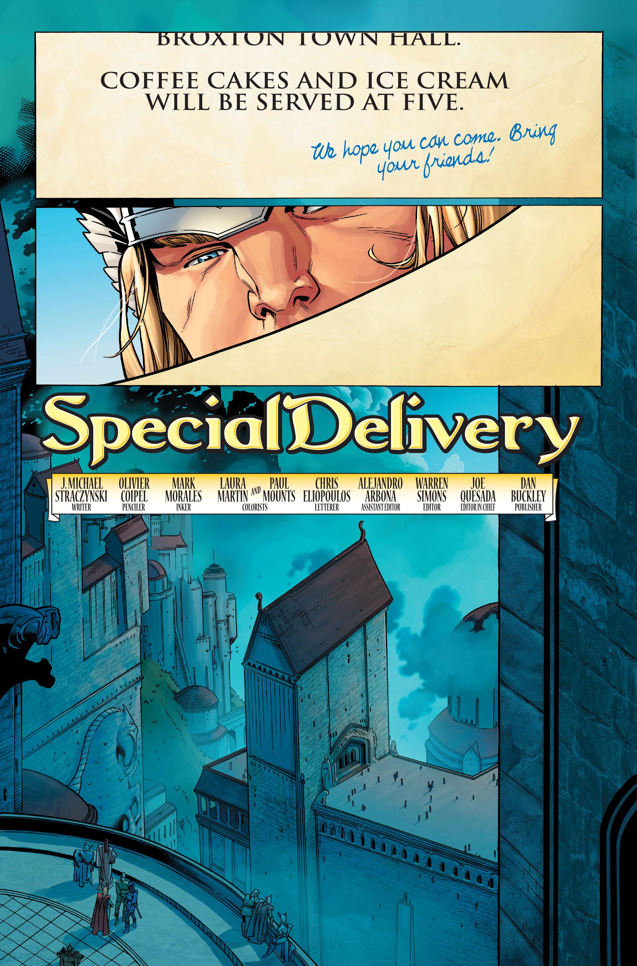 Thor (2007) Issue #5 #5 - English 5