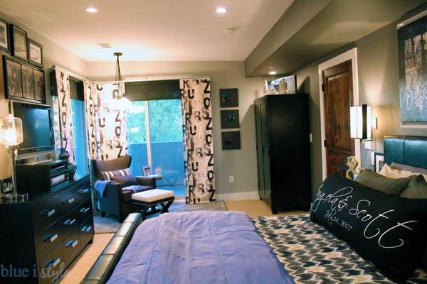 Modern Metro Master Bedroom