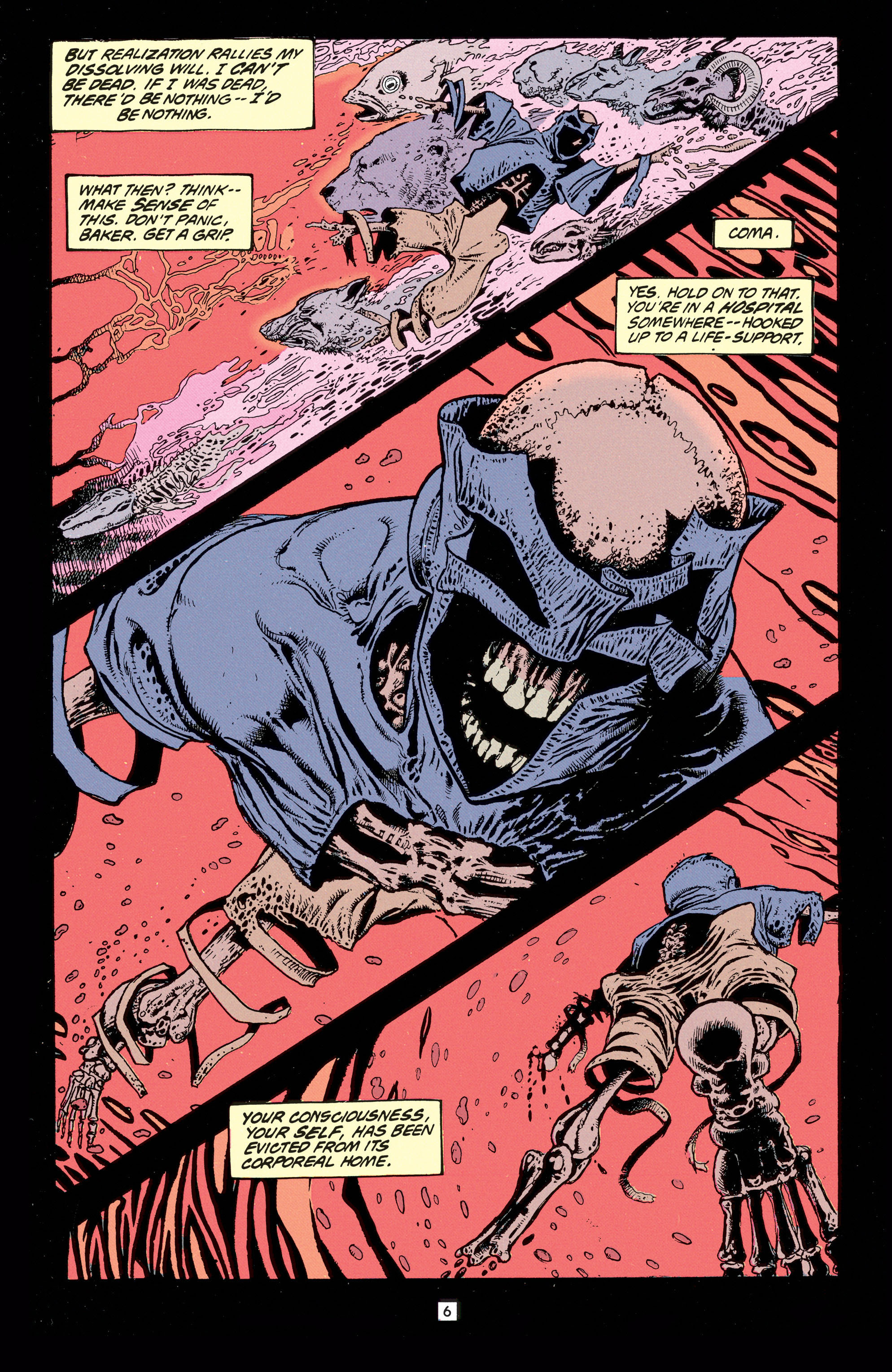 Read online Animal Man (1988) comic -  Issue #52 - 7