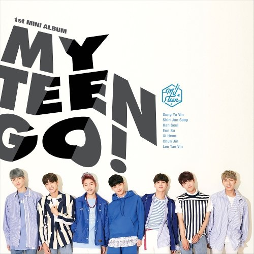 Download Album Terbaru MYTEEN - MYTEEN Go! (2017)