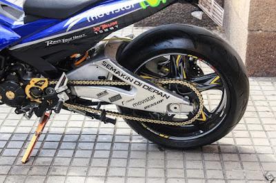 Yamaha Exciter 135 do