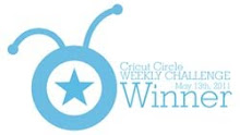 Cricut Circle Weekly Challenge Winner