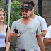 ..And Leonardo DiCaprio Spots The Heart Monitor Again