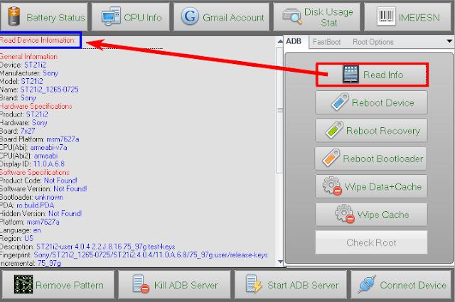 Sony XPERIA ST21i2 Remover patron  Ice_screenshot_20160630-000425