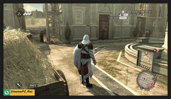 Assassin's Creed Brotherhood PC Gameplay