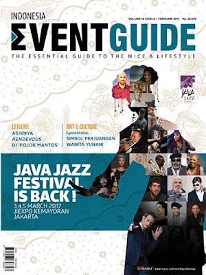 Majalah Event Guide February 2017