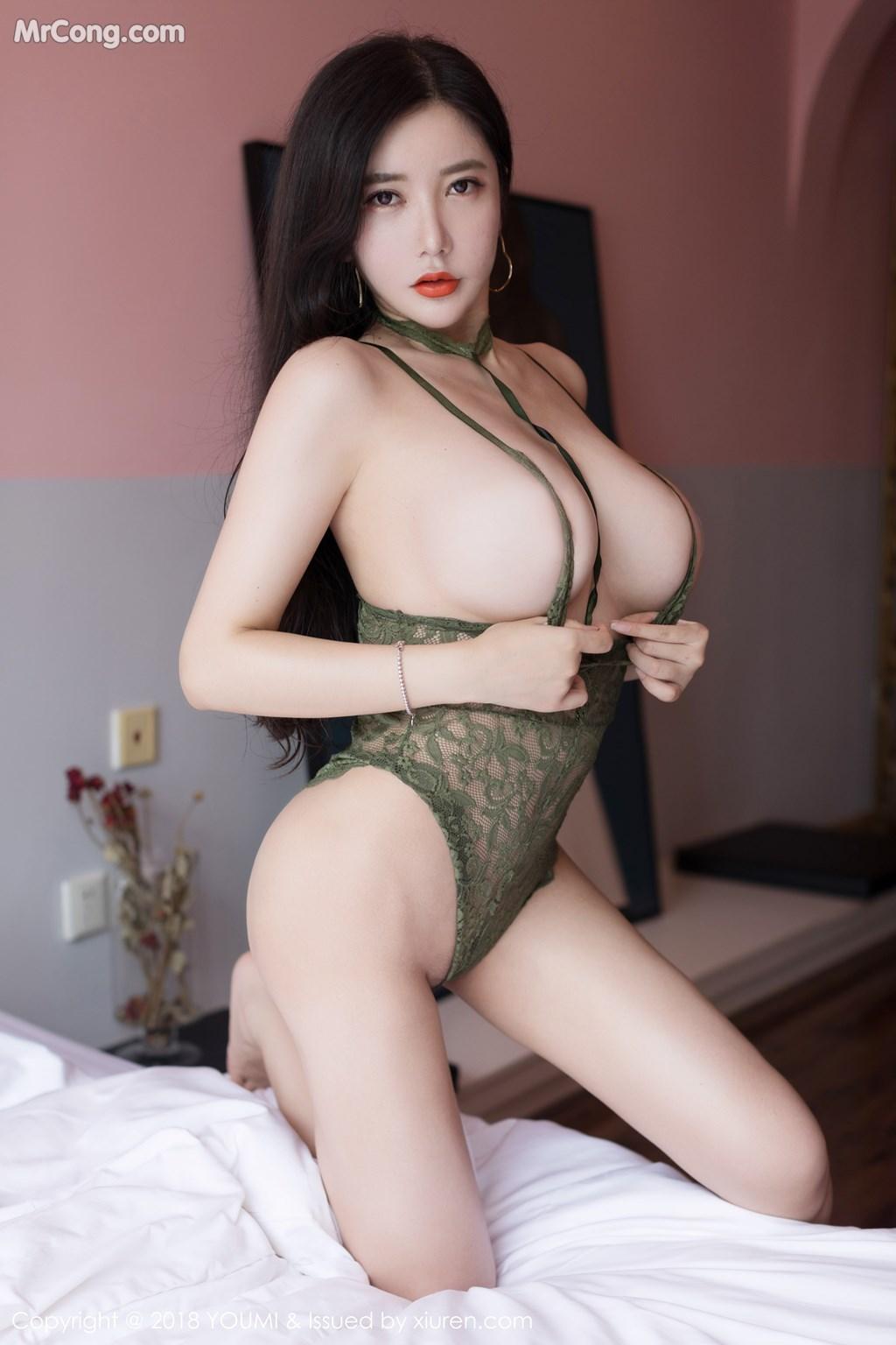 Image YouMi-Vol.214-MrCong.com-008 in post YouMi Vol.214: Người mẫu 心妍小公主 (51 ảnh)