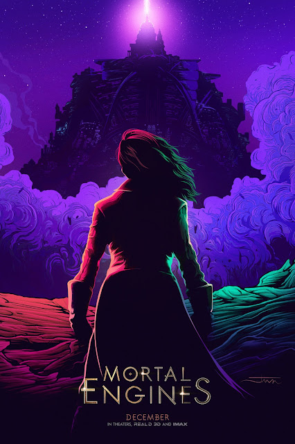hester shaw poster