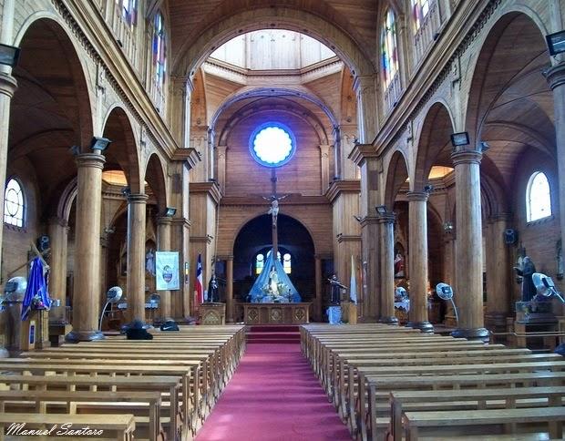 Castro, chiesa principale