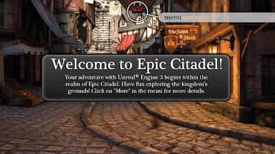 Epic Games lança Epic Citadel um benchmark interativo para o Android 2