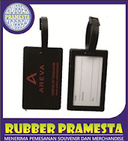 TRAVEL LUGGAGE TAG RUBBER | MERCHANDISE LUGGAGE TAG KARET | BUAT LUGGAGE TAGS