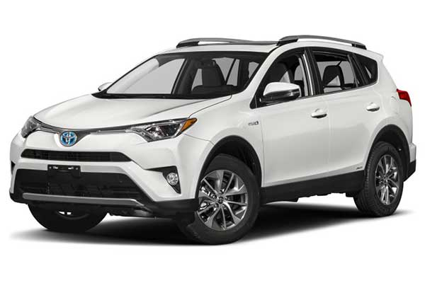 Toyota Rav4 Hybrid: The Best Hybrid Cars with Android Technology 2019