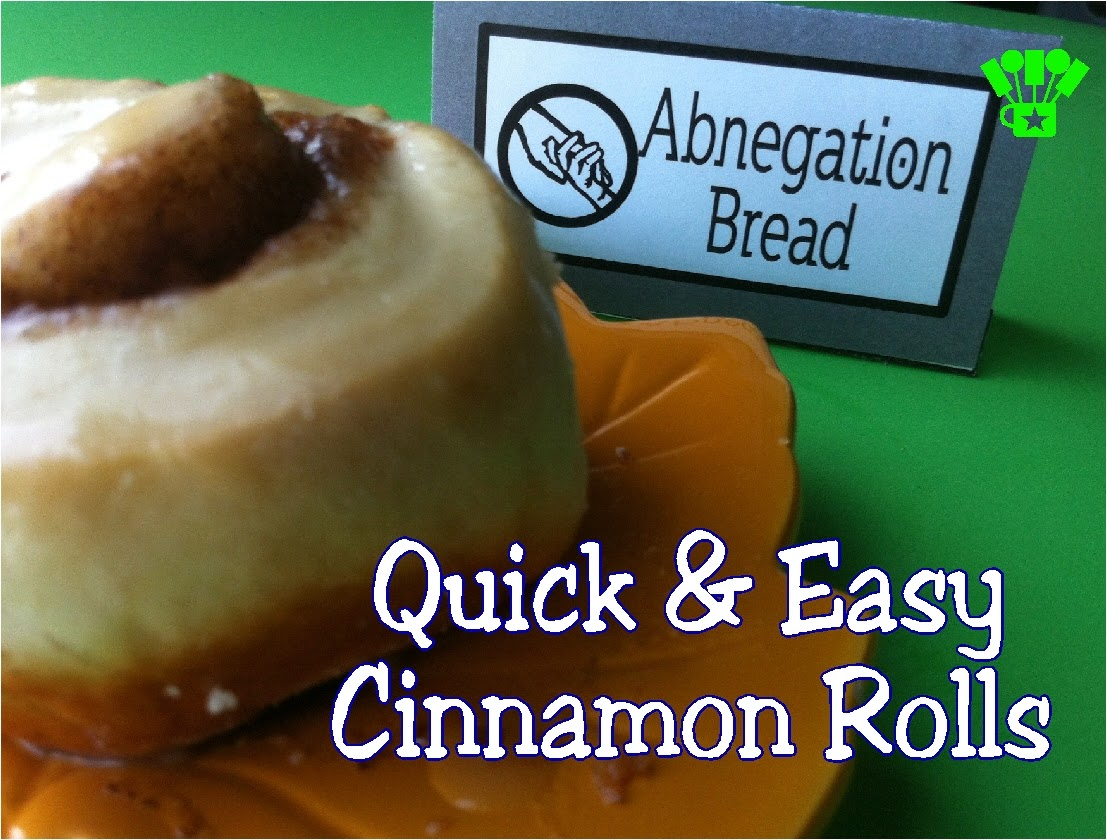 Quick and Easy Cinnamon Roll Recipe by Kandy Kreations